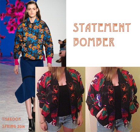 STATEMENT BOMBER