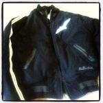 Quilted Bomber. Size 10-12, $45 plus postage