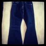 Levi Flares. Size 29 W, 32 L. $35 plus postage