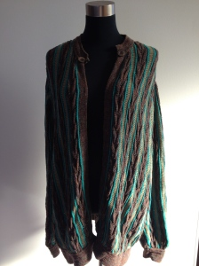 Cotton Knit Cardy. Free size $25 plus postage